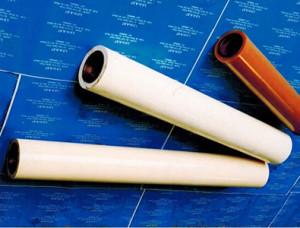 Trục cuộn giấy